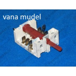 Hansa elektripliidi funktsioonilüliti 2+sujuv+2