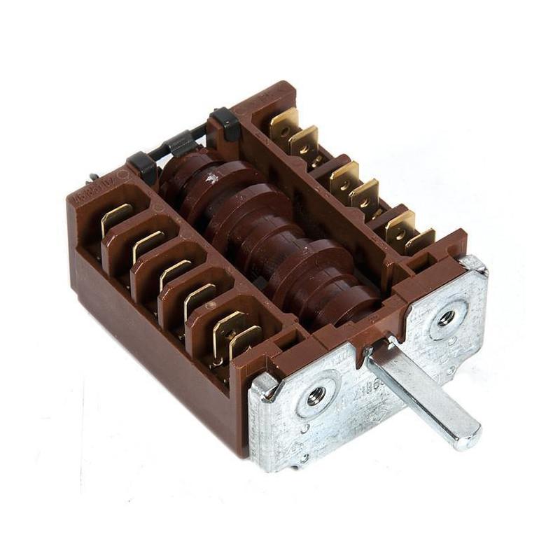 Hansa elektripliidi funktsioonilüliti 2+sujuv+3 8001690