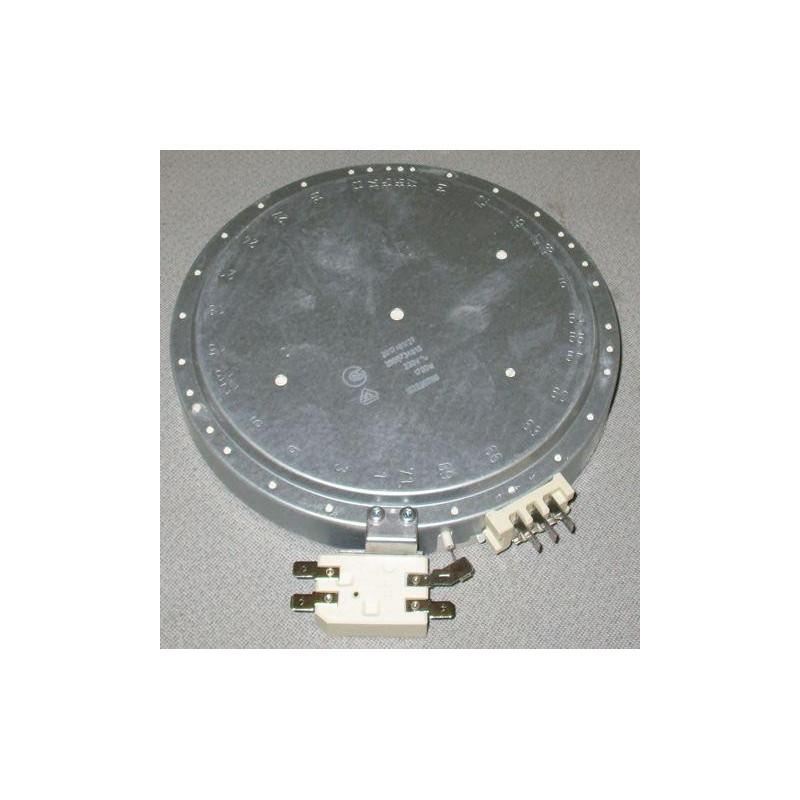 BEKO elektripliidi küttekeha keraamilisele pliidile 162926060