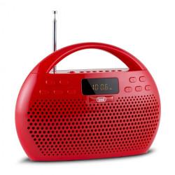 Raadio TREVI KB308 PUNANE