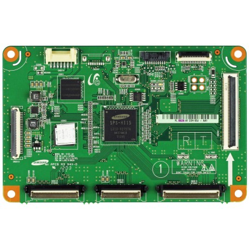 Samsung plasma televiisori PCB-LOGIC MAIN BN96-22010A