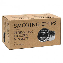 Smoking Chips puidust...