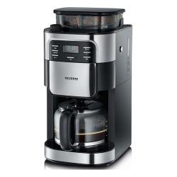 Кофеварка с кофемолкой...