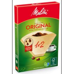 Kohvifilter Melitta 1x2...