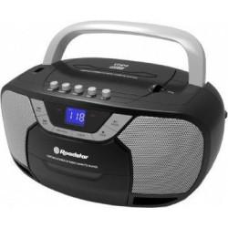CD kassettraadio+MP3...