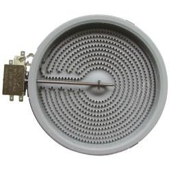 Keraamilise pliidi küttekeha 1200W 165mm
