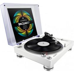 DJ vinüülplaadimängija...