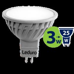 LED pirn 3W LEDURO 3000K 21179