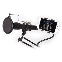 Mikrofoni statiiv +...