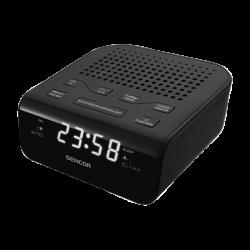 Радиобудильник Sencor SRC136B