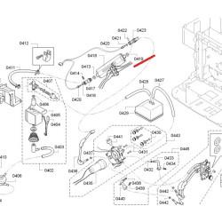 O-rõngas Bosch espresso boilerile 00614611