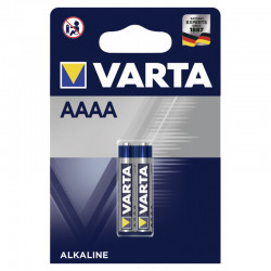 Батарейка Varta AAAA, 2шт