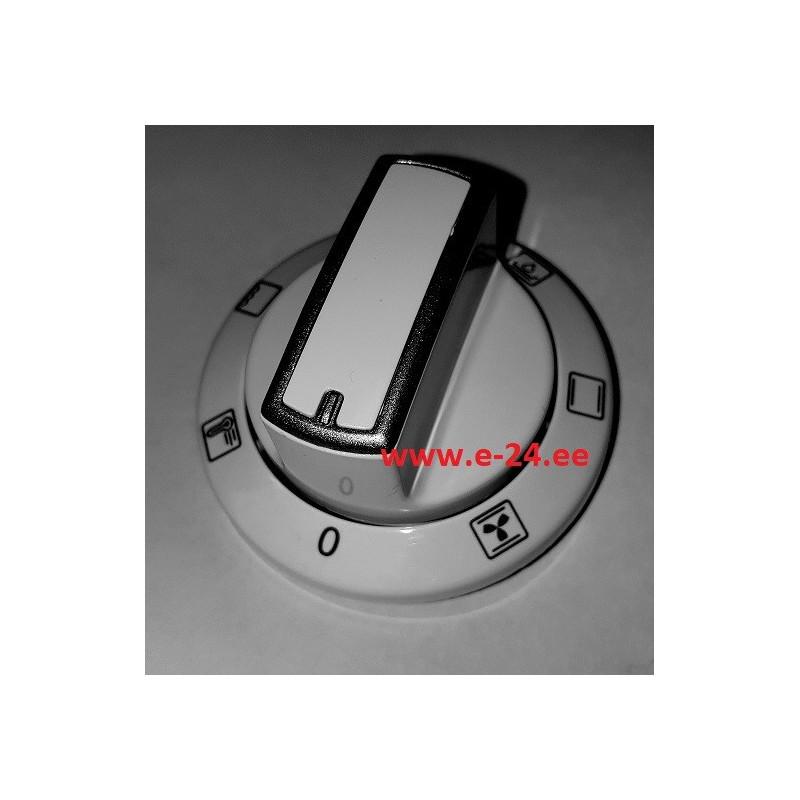 Ручка регулировки режимов духовки для плиты Beko 250315049