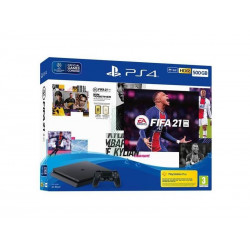 Konsool PS4 500GB + FIFA 21