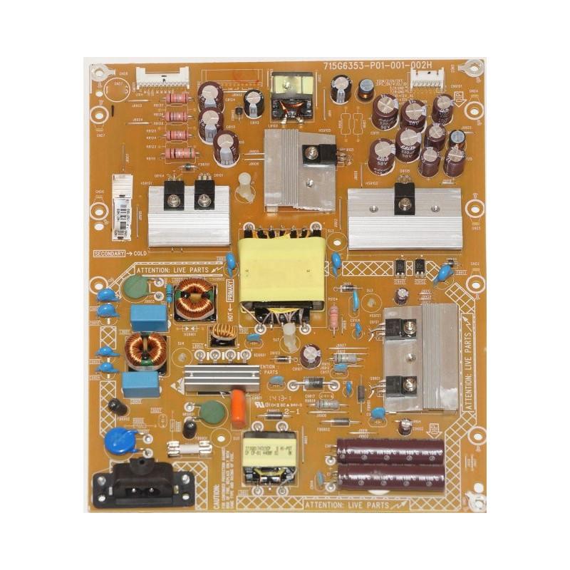 Philips televiisori toiteplokk 715G6353-P01-001-002H