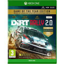 Xbox One mäng Dirt Rally...