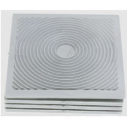 Vibratsioonipadjad 8x8 cm