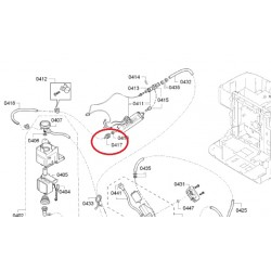Bosch espresso auru adapter 00622062