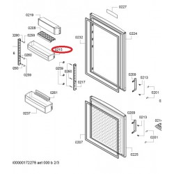 B külmiku ukseriiul 11000684
