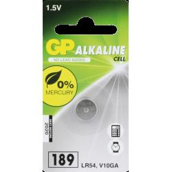 Patarei LR54/ V10GA/ 189 GP...
