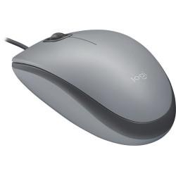 Juhtmega hiir Logitech M110...