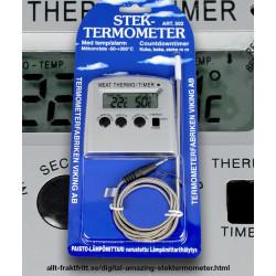 Термометр кухонный T-502