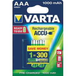 Aku AAA VARTA (2-pakk),...
