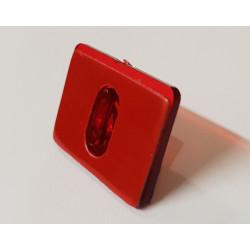 Elektripliidi tule klaas punane BEKO 258300038