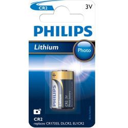 Fotopatarei Philips CR2 / 3...