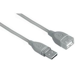 USB pikenduskaabel Hama (3...