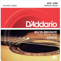Kitarrikeeled DAddario EZ930