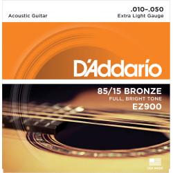 Kitarrikeeled DAddario EZ900