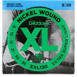Kitarrikeeled DAddario EXL130
