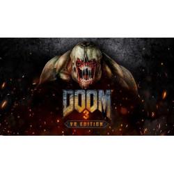 PS4 mäng Doom 3 VR Edition...