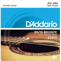 Kitarrikeeled DAddario EZ910