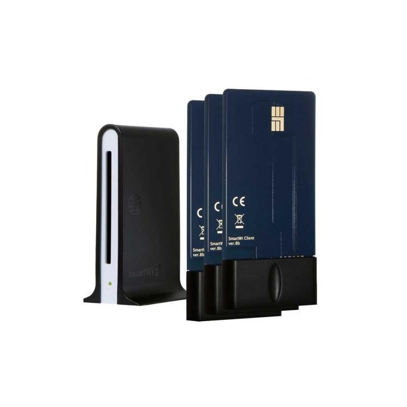 Conax vaatajakaardi jagaja Wireless SmartWi