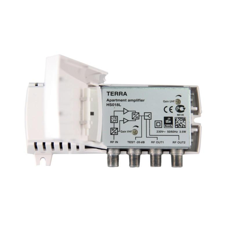 61e2a9cc19c Terra antennivõimendi Terra HS018T LTE700!tõkkefiltriga 2 väljundiga
