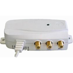 Toiteplokk antennivõimendile Triax IFP 102 LTE 700 12V/100mA 2-väljundiga