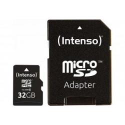 SDHC mälukaart INTENSO (32 GB)
