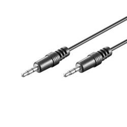 кабель 3,5mm---3,5mm 1,5M
