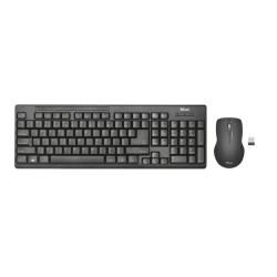 Juhtmevaba klaviatuur +...