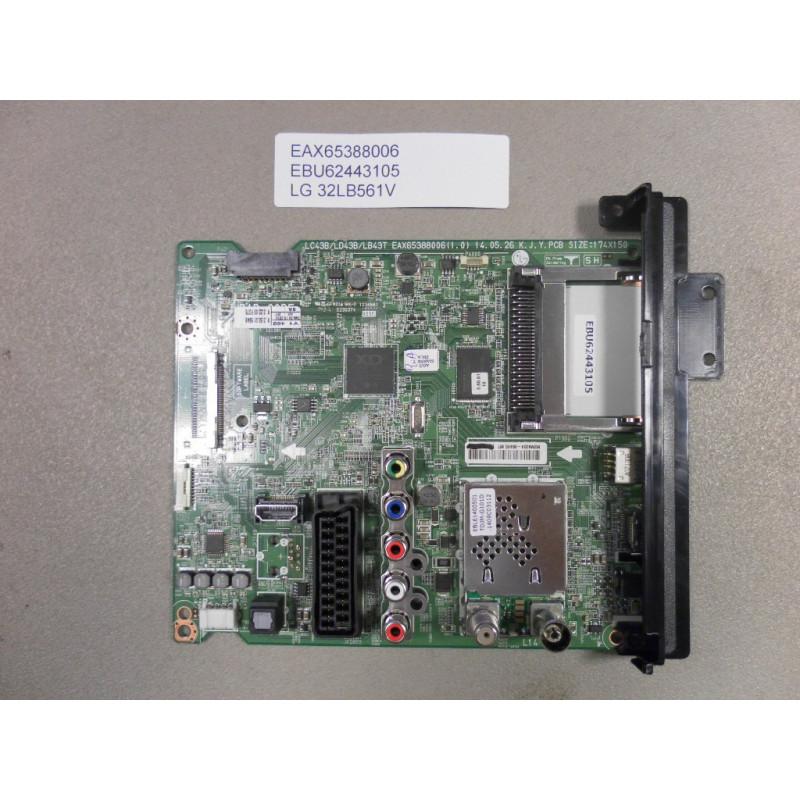 6f5cd322ec2 LG televiisori emaplaat EBU62443105 - e-24.ee Kodumasinate varuosad