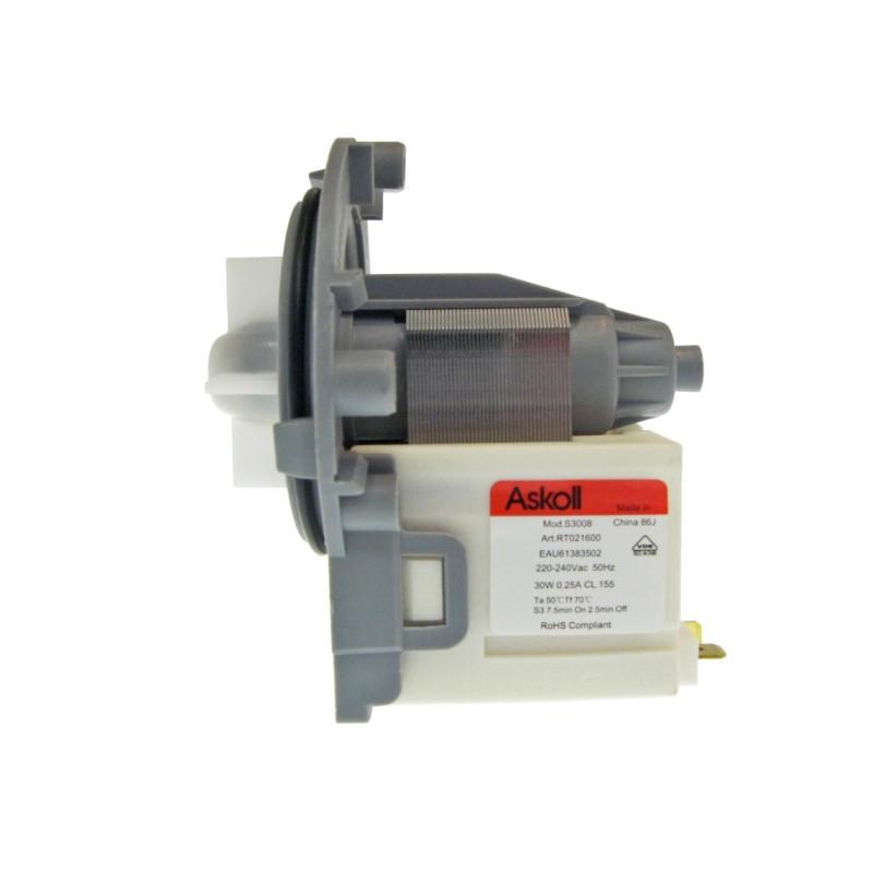 LG pesumasina väljalaskepump EAU61383502