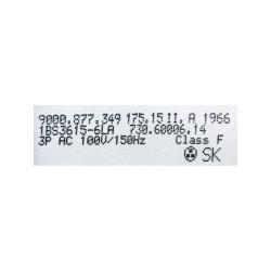 Nõudepesumasina ringluspump BOSCH 00651956