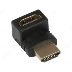 Adapter HDMI/ HDMI 90°