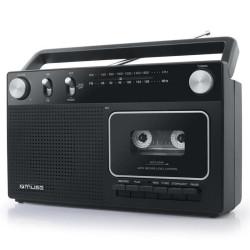 Raadio kassetiga Muse