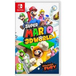 Switch mäng Super Mario 3D...
