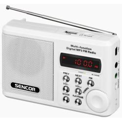 Часы-радио Sencor