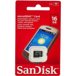 MicroSDHC mälukaart SanDisk...