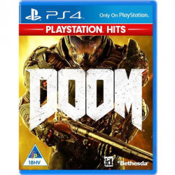 Игра для PlayStation 4, DOOM